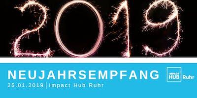 Impact Hub Ruhr Neujahrsempfang