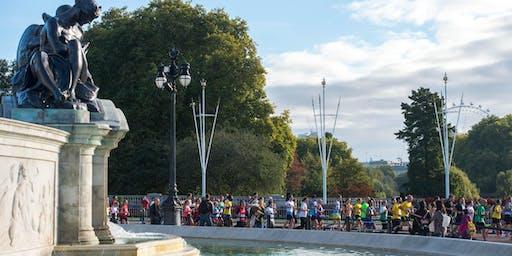 Royal Parks Half Marathon for KIDS Charity