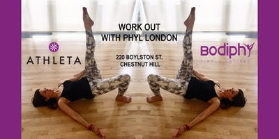 Bodiphy by Phyl London Storms ATHLETA!