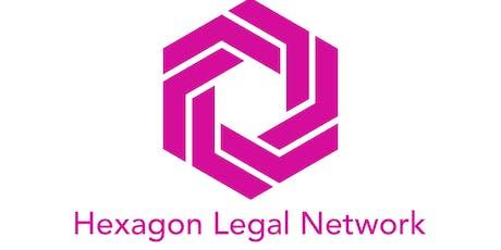 Hexagon Legal Network - 24 October 2019 tickets
