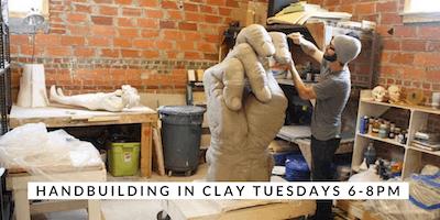 Beginning Hand-Building Functional Ware