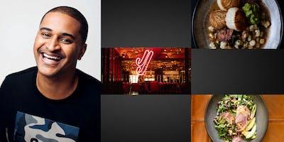 Special+Guest+Chef+JJ+Johnson+Presents%3A+Secre