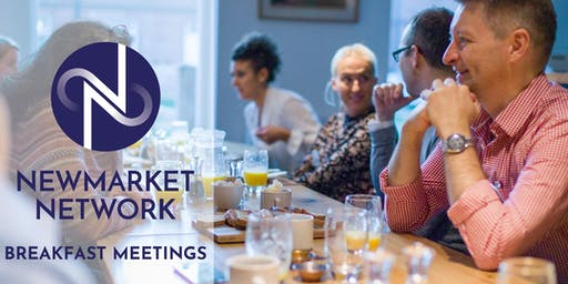 Newmarket Network Breakfast 25th October 2019