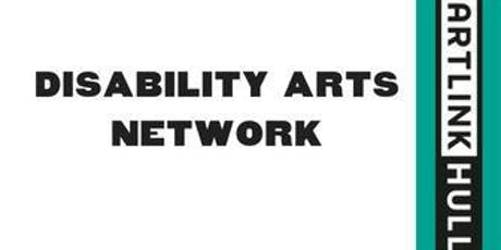 Disability Arts Network Meeting: Tue 3 Sept tickets