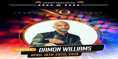 Damon Williams LIVE in Jacksonville