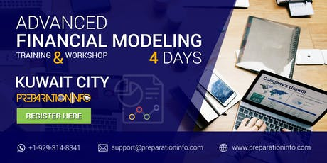 Advanced Financial Modeling Classroom Training and Certifications in Kuwait tickets