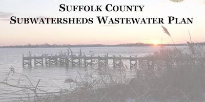 4th Subwatersheds Wastewater Plan Advisory Committee Meeting