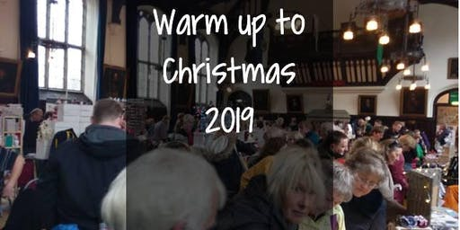Warm up to Christmas 2019