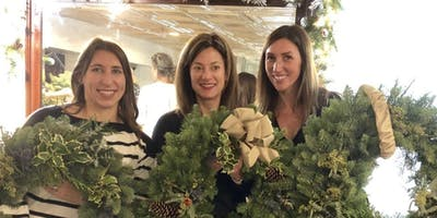 Winter Wreaths at Willamette Valley Vineyards