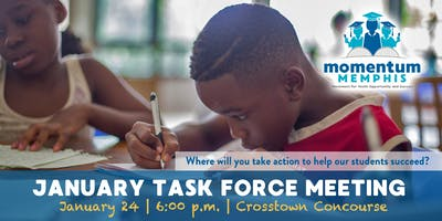 Meet the Task Forces: January Momentum Memphis Meeting