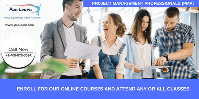 PMP (Project Management) Certification Training In Lafayette, CA
