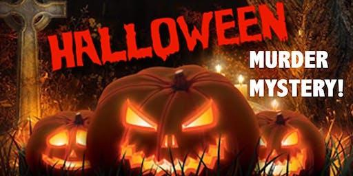 Halloween Murder Mystery Dinner 10/25/19