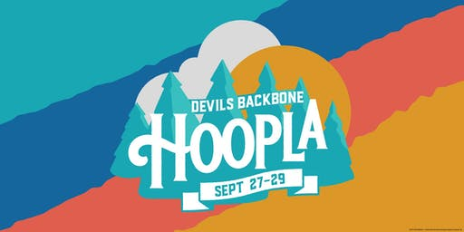 2019 Devils Backbone Hoopla Festival Passes