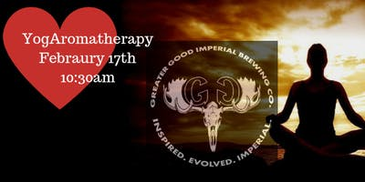 YogAromatherapy @ Greater Good