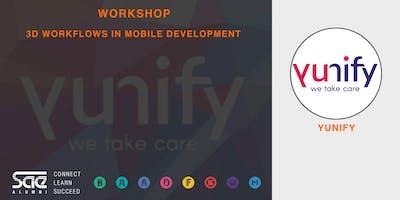 Yunify: 3D Workflow in Development