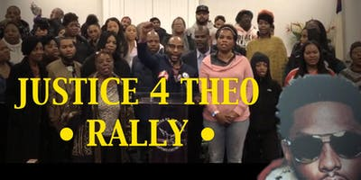 Justice For Theo Protest Rally