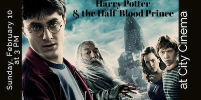 Film Screening: Harry Potter and the Half-Blood Prince