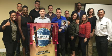 Toastmaster Meeting tickets