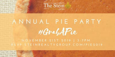 The Stein Team of Keller Williams Annual Pie Party