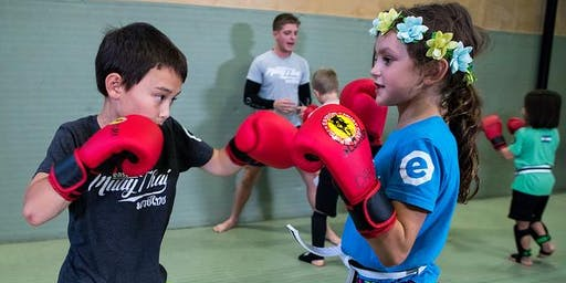 Boulder Martial Arts Summer Camp - Ages 4-10 - Session 4: August 5-9