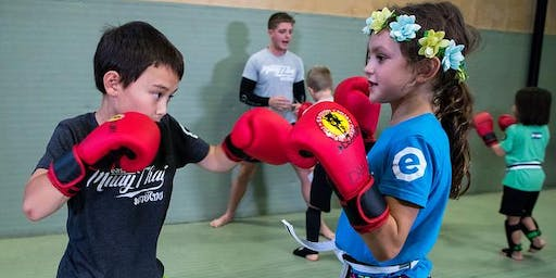 Boulder Martial Arts Summer Camp - Ages 4-10 - Session 2: June 24-28