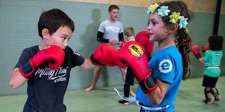 Boulder Martial Arts Summer Camp - Ages 4-10 - Session 3: July 15-19 tickets
