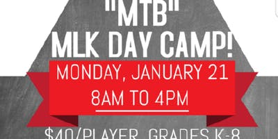 MTB MLK Day Camp