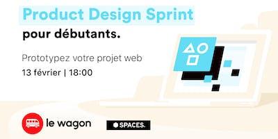Les Ateliers du Wagon - Product Design Sprint