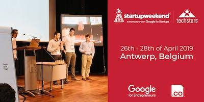 Techstars Startup Weekend Antwerp