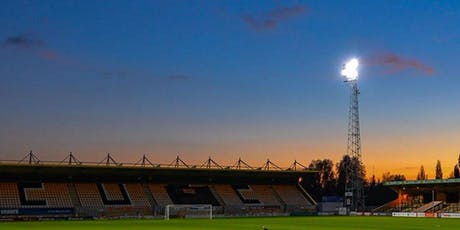 Cambridge United Football Club - Educational Series Lecture 5 tickets
