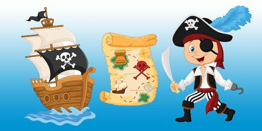Pirates Who Save Water