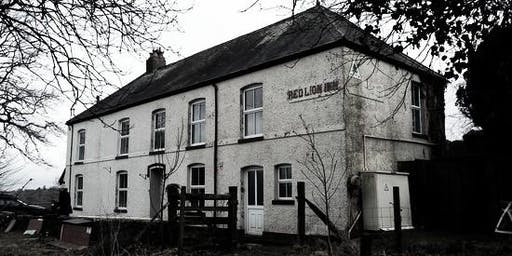 The Old Red Lion Inn Ghost Hunt Sleepover- £49 P/P