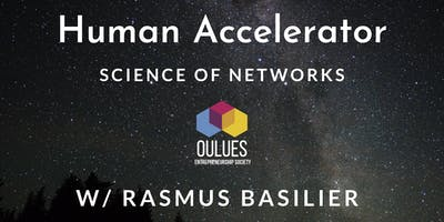 Human Accelerator: Science of Networks