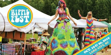 Hippie Fest - Lake City, SC (Fall Edition) tickets