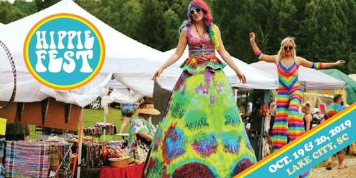 Hippie Fest - Lake City, SC (Fall Edition)