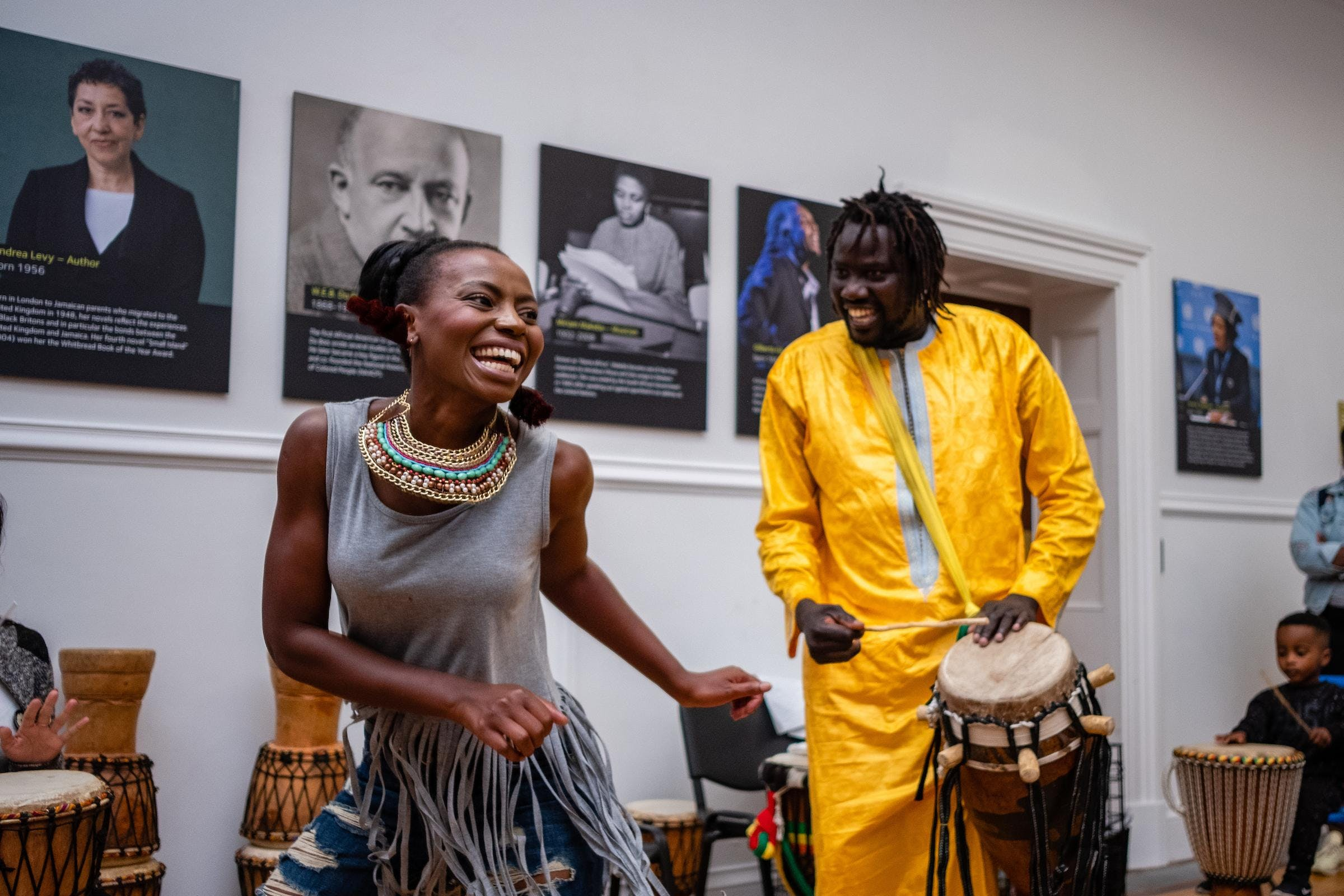 African Dance with Agida African Arts