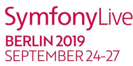 SymfonyLive Berlin 2019 Tickets