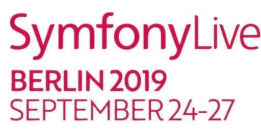 SymfonyLive Berlin 2019