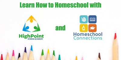 FREE: How to Homeschool with HighPoint Hybrid Academy & Homeschool Connections! (Feb 4)