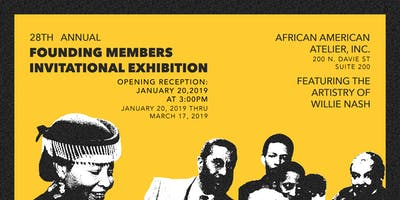 Founding Members Exhibition Opening