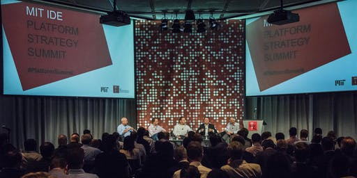 MIT Platform Strategy Summit 2019