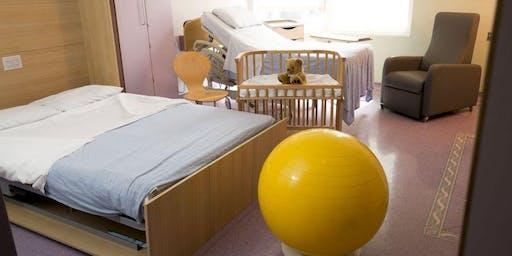 Royal Free London Hospital Maternity Tour