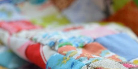 Sesiwn Grefftau: Cwiltio | Craft Session: Quilting tickets