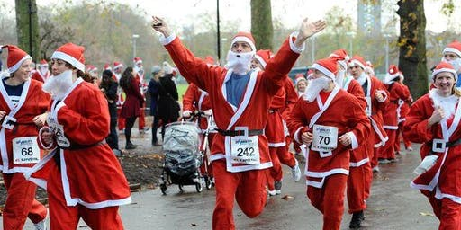 Santa in the City 2019 for Carers UK