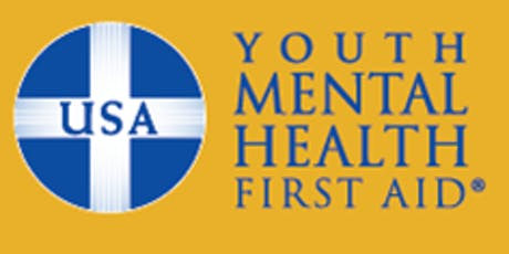 YOUTH Mental Health First Aid [September 26, 2019] tickets