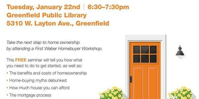 House Hunting Home Buyers! -Go Forth Prepared! A Free Informational Event