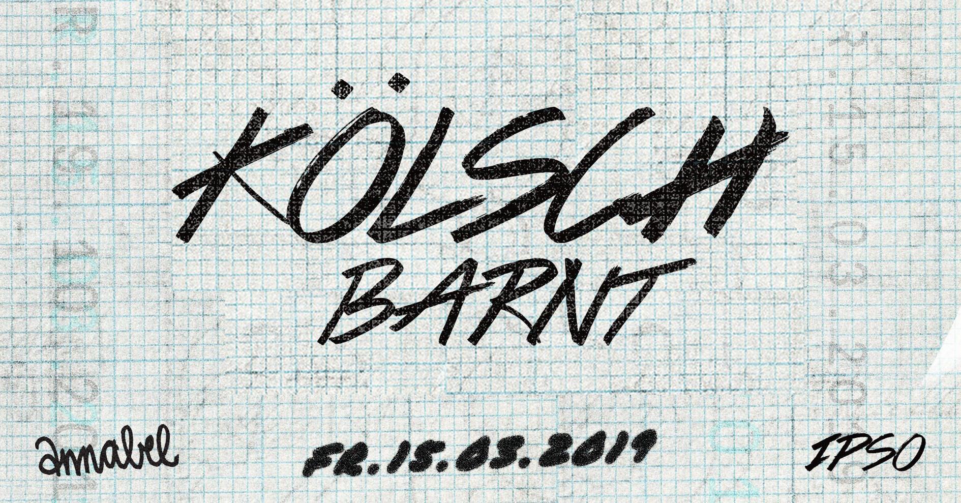 Kölsch presents IPSO