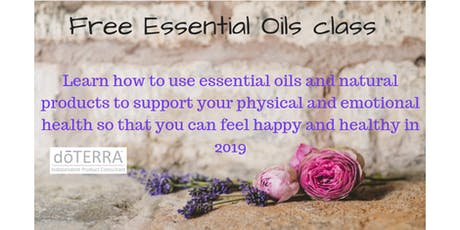 Essential Oils for the Family tickets