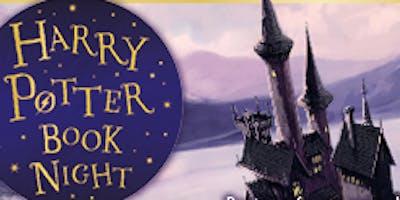 Harry Potter Book Night (Tarleton)
