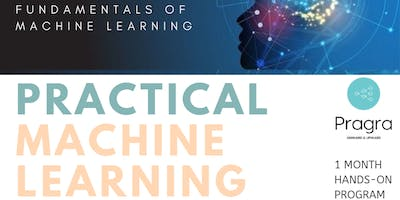 Practical Machine Learning - Beginner Program - 1 Month
